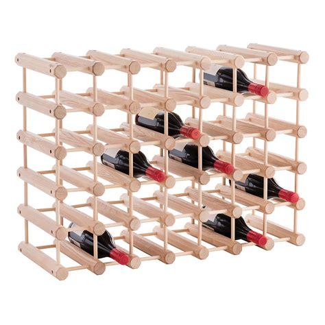 jk adams hardwood  bottle wine rack  container store