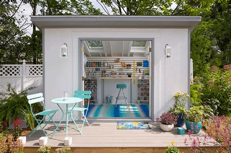 sheds  womens answer   man cave