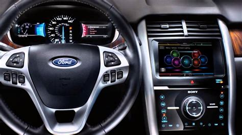 ford edge interior 2016 ford edge interior 2016 ford edge mpg