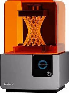 Sla 3d Drucker : form 2 3d printer with stereolithography technology at reichelt elektronik ~ A.2002-acura-tl-radio.info Haus und Dekorationen