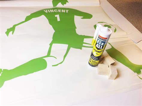 Kinderzimmergestaltung Ein Fußballzimmer Für Den