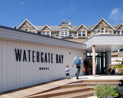 watergate bay hotel household spa restaurant