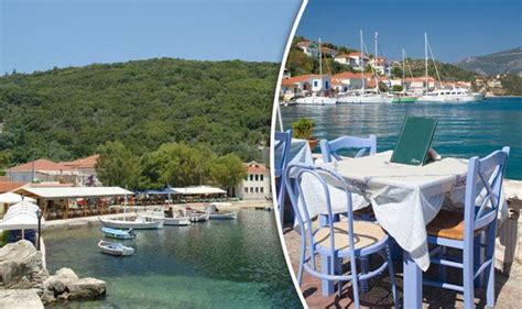 Greek Paradise Visit Ithaca And Travel In Time To The