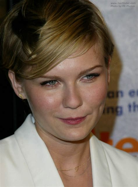 Pictures Of Hairstyles by Kirsten Dunst Sporting A Sophisticated Haircut Or Pixie