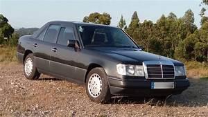 Mercedes Benz W124 200d - 1992