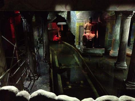Busch Gardens Williamsburg - Escape from Pompeii