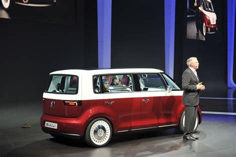 geneva  volkswagens bulli microbus concept