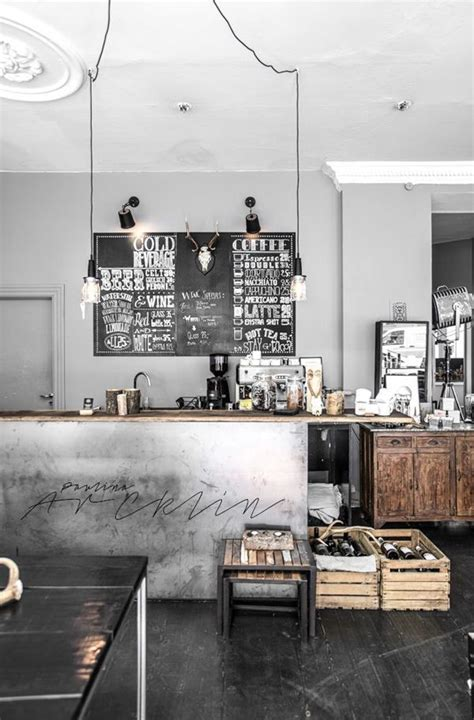 Servicing the hospitality and interior design industry globally. pinterest suitcase ideas   Cool And Minimalist Industrial Kitchen Design   Decorazilla Design ...
