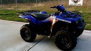 2012 Kawasaki Brute Force 650 4x4 I In Adventure Blue