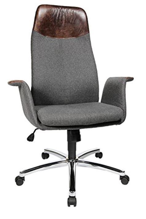 topstar chaise de bureau topstar 7969ll528 retro housse de fauteuil chaise de
