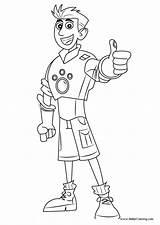 Kratts Wild Coloring Pages Chris Kratt Draw Drawing Step Drawingtutorials101 Printable Drawings Learn Print Cartoon Tv Tutorials Tutorial Steps Doodles sketch template