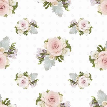 Blush Floral Rose Bedding Cluster Audrey Jeanne