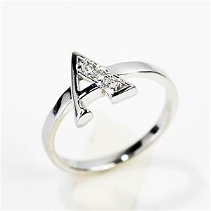 aliexpresscom buy genuine sterling silver jewelry With letter rings jewelry