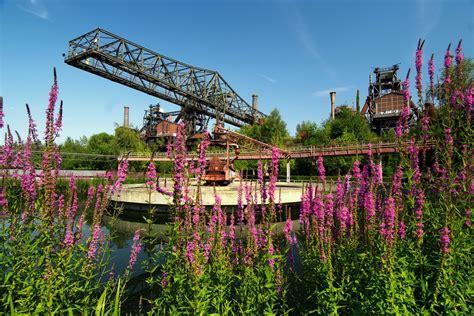 Garten Norden Pflanzen by Landschaftspark Duisburg Nord Industriekultur Als