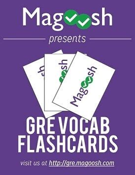 Gre Vocabulary Flashcards  Magoosh Gre Blog