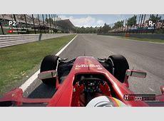 F1 2015 Sebastian Vettel Ferrari Presentation Helmet