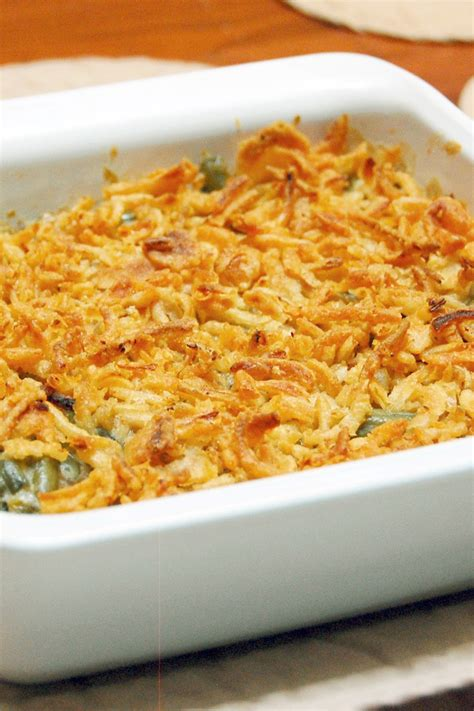 green bean casserole kitchme