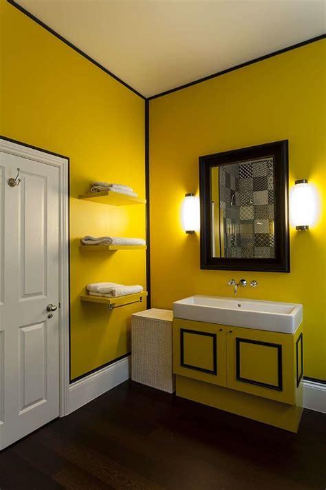 decoracion en amarillo el color  triunfa en el hogar