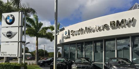 South Motors Bmw Miami New Bmw Dealership Used Cars