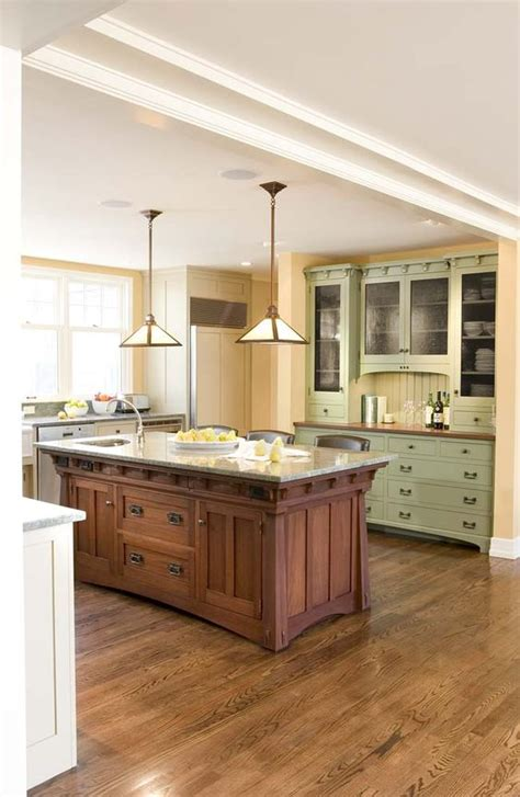 kitchen islands that look like furniture stained central island looks more like furniture with