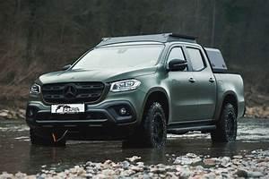 Mercedes Class X : mercedes benz gruma hunter x class truck uncrate ~ Melissatoandfro.com Idées de Décoration