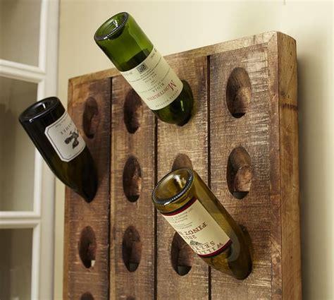 pottery barn wine rack wine bottle riddling rack pottery barn
