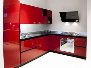 Cucine Cucina Rossa Youtube Cucine Moderne Bianche E Rosse Cucine ...