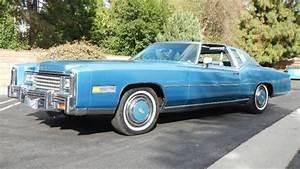 Rare Power T-Tops! 1978 Cadillac Eldorado Biarritz