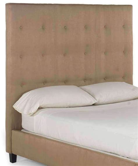 Bed Frame With Fabric Headboard by Connor Button Tufted Fabric Headboard Only With Metal