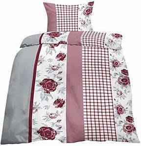 Ikea Bettwäsche Rosen : h bsche bettw sche aus biber rosen rosa 135x200 von home impression bettw sche ~ A.2002-acura-tl-radio.info Haus und Dekorationen