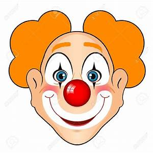 Clown Nose Clipart - ClipartXtras