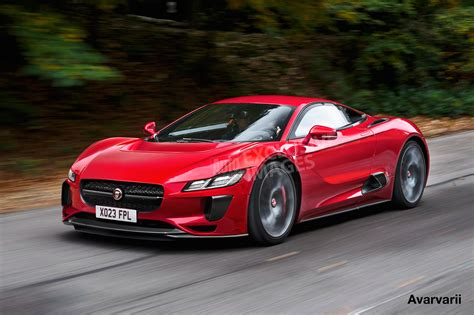 new mid engined 2022 jaguar f type to rival mclaren auto
