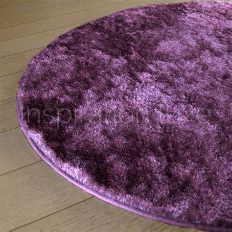 tapis violet rond chaios com
