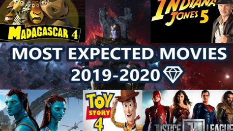Upcoming Movies 2019-2020