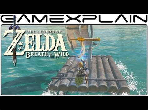 Sail Boat Zelda by Turn A Sailboat Into A Motorboat In Zelda Breath Of The