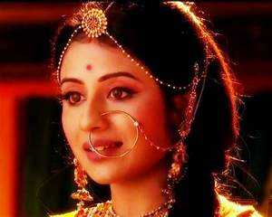 Paridhi Sharma Jodha Akbar TV Serial, Zee TV | Daily Soaps ...