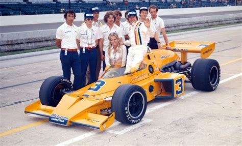 Indianapolis 500 champions to be honored during Legends ...