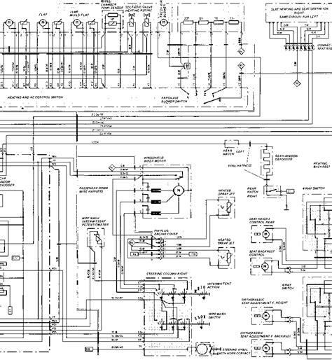 944 Porsche Ac Wiring Diagram by L Porsche 944 Electrics Porsche Archives