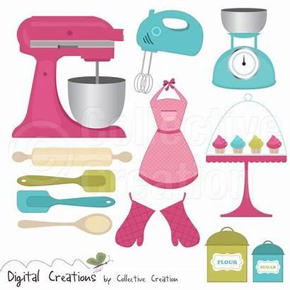 Kitchen Clip Tools Cookbook Digital
