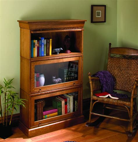 barrister bookcase bookcase plans barrister bookcase