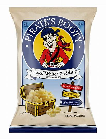 Booty Pirate Puffs Snacks Chips Corn Rice