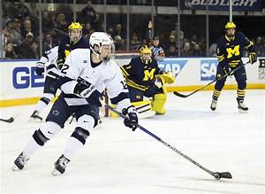 Penn State men's hockey team opens up conference schedule ...