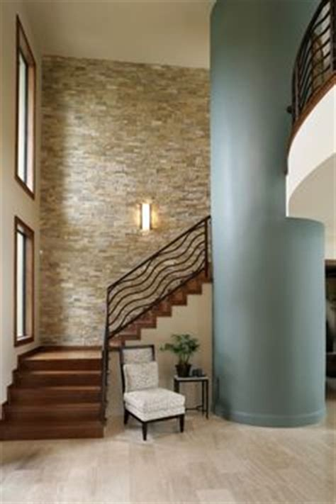 images  staircase feature wall  pinterest