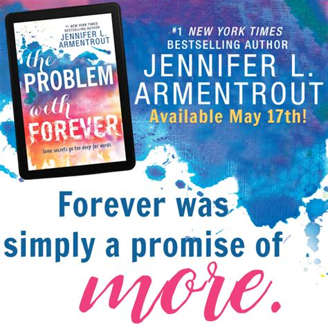 release week blitz giveaway excerpt the problem with forever by l armentrout a