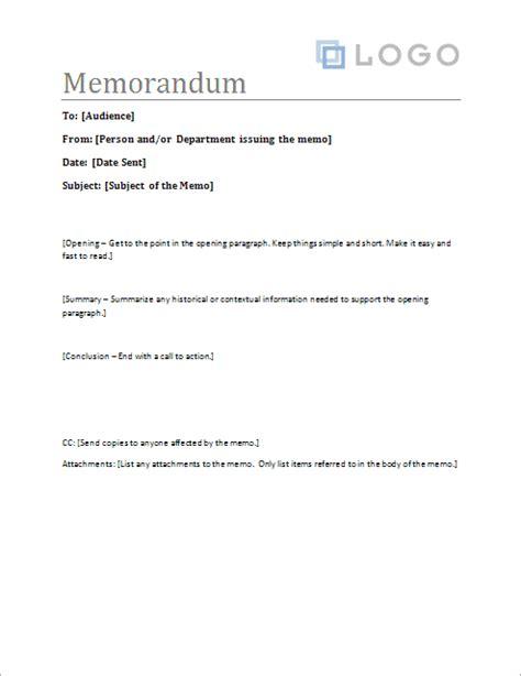 elegant memo template free memorandum template sample memo letter