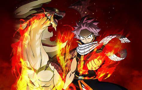 wallpaper fire flame game anime dragon manga