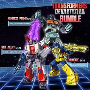 Transformers Devastation DLC Bundle Available For