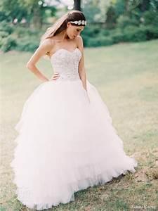 sareh nouri bridal fall 2014 wedding dresses central With lily wedding dress
