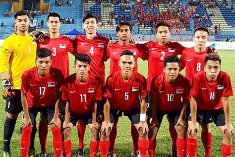 The money is there, even if. Football: Singapore age-group national teams have won 25% of matches in last 10 years - RED SPORTS