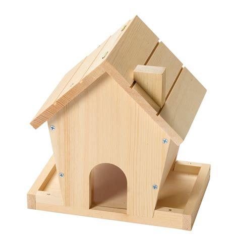 red toolbox bird feeder kit